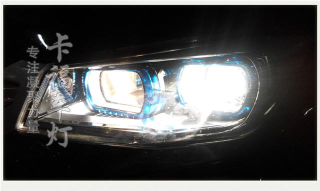 长安CS75车灯改装