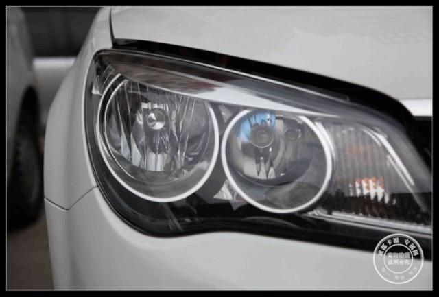 荣威350车灯改装