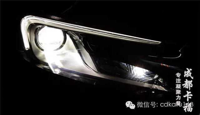 DS6车灯改装