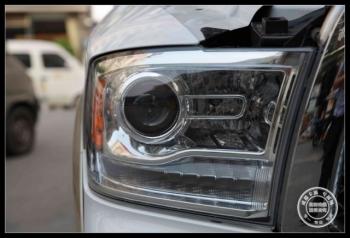 皮卡车灯改装