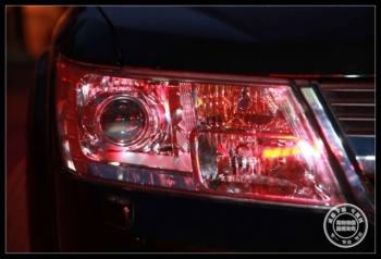 菲跃车灯改装