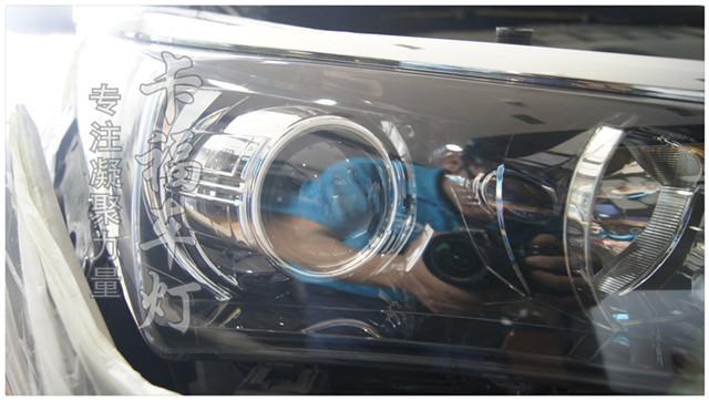 卡福车灯重庆店 重庆车灯改装 重庆氙气灯改装 重庆汽车大灯改装 卡福高清图片